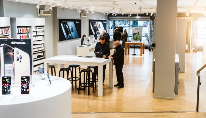 JanssonData väljer Applitron som partner för sin B2B – e-butik